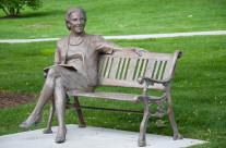 Aunt Em Sculpture